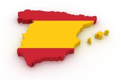 Mapa Spain1